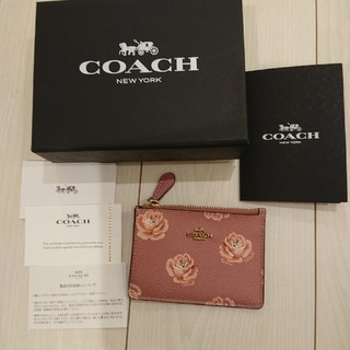 COACH - 未使用☆超美品☆COACH  キーケース