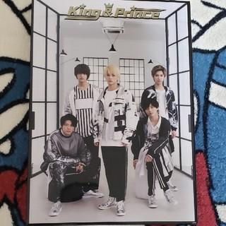 Johnny's - King&Prince(初回限定盤A/Blu-ray Disc付)