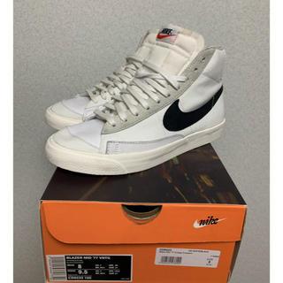 NIKE - Slam Jam × Nike Blazer Mid 77 vntg 26cm