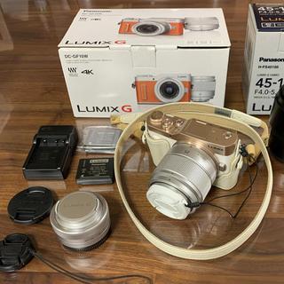 Panasonic - 【新同品】LUMIX DC-GF10W