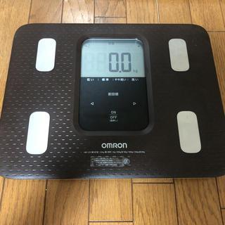 オムロン(OMRON)のオムロン 体組成計 HBF-220(体重計/体脂肪計)