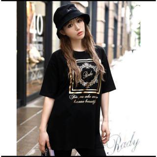 Rady - Rady ホテルシリーズTシャツ
