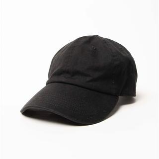 ウィゴー(WEGO)のWEGO プレーンlowcap キャップハット帽子 ウィゴー(帽子)