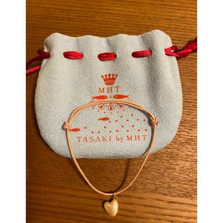 タサキ(TASAKI)のTASAKI by MHT コードブレスレット(ブレスレット/バングル)