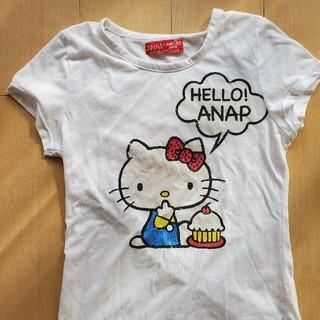 ANAP - ANAP キティ コラボTシャツ