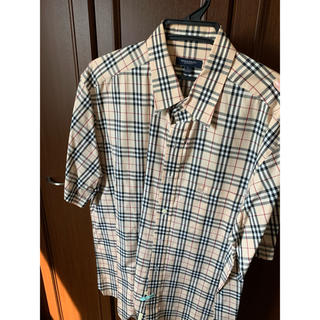 バーバリー(BURBERRY)のバーバリー 半袖シャツ(シャツ/ブラウス(半袖/袖なし))