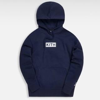 キース(KEITH)の【MLB × Kith】ボックスロゴ   box logo kith(パーカー)