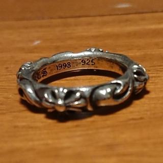クロムハーツ(Chrome Hearts)のクロムハーツ925 19号(リング(指輪))