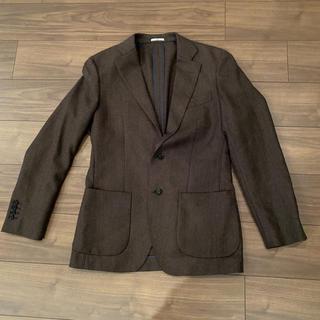 THE SUIT COMPANY - スーツセレクト SUITS テーラード ジャケット ブラウン 茶 美品