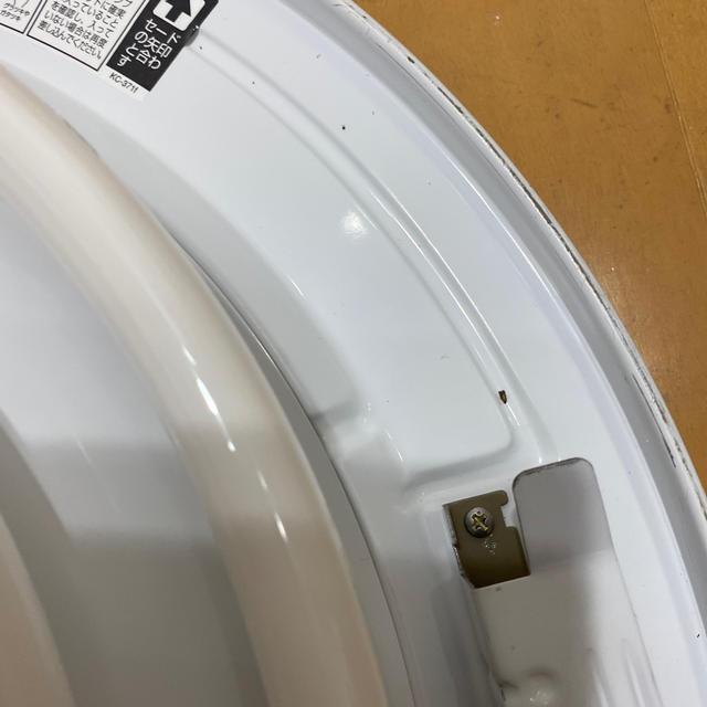 KOIZUMI(コイズミ)のシーリングライト カバーなし インテリア/住まい/日用品のライト/照明/LED(天井照明)の商品写真