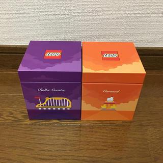 Lego - レゴ ブロックトーバー LEGO ローラーコースター&メリーゴーランド