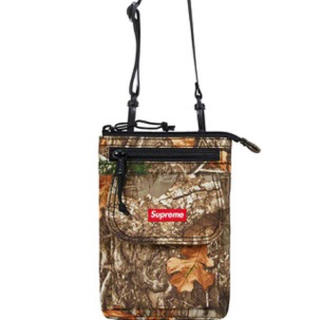 Supreme - 試着なし Supreme Shoulder Bag Camo