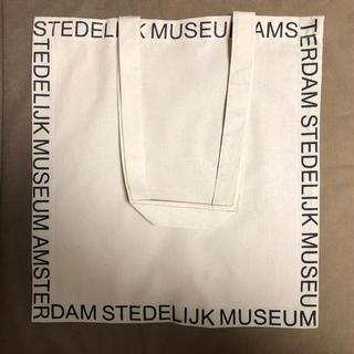 ヤエカ(YAECA)のアムステルダム市立美術館オリジナルエコバッグ トートバッグ (11)(エコバッグ)