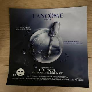 LANCOME - ランコムジェニフィック アドバンスト ハイドロジェル メルティングマスク