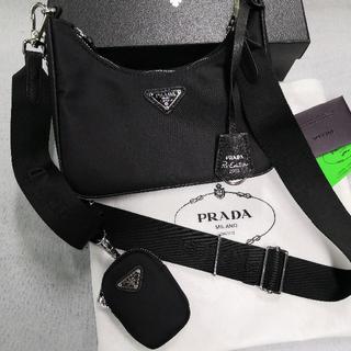 PRADA - プラダ ナイロン ショルダーバッグ