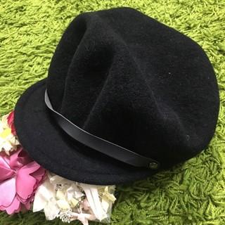 BURBERRY - burberryバーバリー レディキャップ ハットハンチング帽子