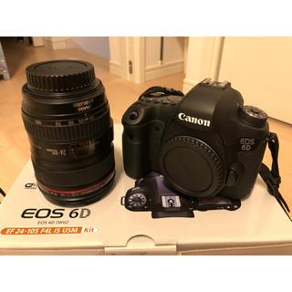 Canon - Canon EOS 6D