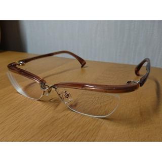 フォーナインズ(999.9)の999.9 フォーナインズ メガネフレーム M-09 比較的美品(サングラス/メガネ)