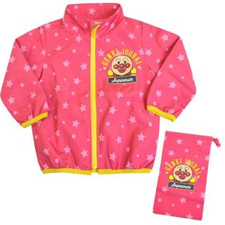 アンパンマン(アンパンマン)の新品 95cm アンパンマン 女の子防風ジャンパー ピンク(ジャケット/上着)