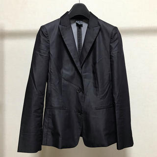 カルバンクライン(Calvin Klein)のカルバン・クライン チャコールグレー サイズ2(テーラードジャケット)