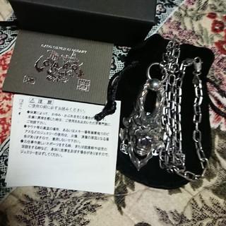 バンダイ(BANDAI)の牙狼 魔導具シルヴァJAP工房925ネックレス(ネックレス)