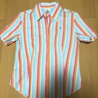 ラコステ(LACOSTE)のラコステ半袖シャツ(シャツ/ブラウス(半袖/袖なし))