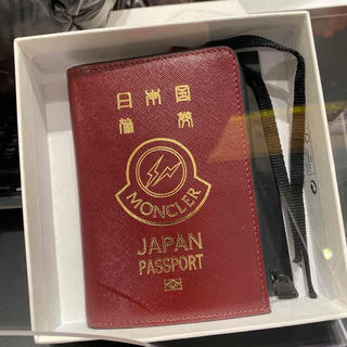 モンクレール(MONCLER)のMoncler パスポートケース(その他)