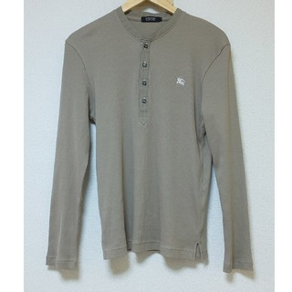 バーバリーブラックレーベル(BURBERRY BLACK LABEL)のバーバリーブラックレーベル 長袖シャツ(Tシャツ/カットソー(七分/長袖))