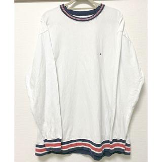 ビームス(BEAMS)のチャンピオン×BEAMS ロングTシャツ(Tシャツ/カットソー(七分/長袖))