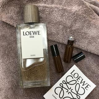 ロエベ(LOEWE)のLOEWE 001 セット(香水(男性用))