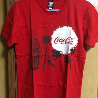 コカコーラ(コカ・コーラ)のコカコーラTシャツ(Tシャツ/カットソー(半袖/袖なし))