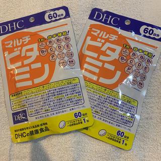 DHC マルチビタミン 60日/60粒✖︎2個