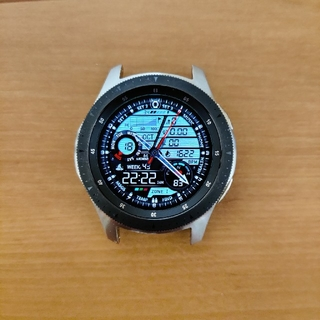 ギャラクシー(Galaxy)のgalaxy watch  46mm Bluetooth(腕時計(デジタル))