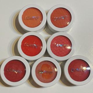 colourpop - COLOURPOP(カラーポップ)チーク7個セット