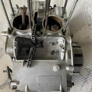 GS400 腰下エンジン gs400 エンジン 腰下