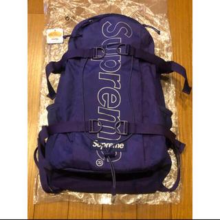 シュプリーム(Supreme)のSupreme Backpack FW18 再出品(バッグパック/リュック)