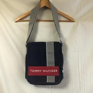 トミーヒルフィガー(TOMMY HILFIGER)のトミーヒルフィガー  ショルダーバッグ ネイビー(ショルダーバッグ)