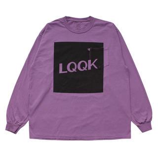 シュプリーム(Supreme)のLQQK STUDIO OVER THE POCKET LS TEE XXL(Tシャツ/カットソー(七分/長袖))