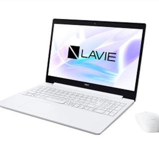 エヌイーシー(NEC)の新品未使用 NEC ノートパソコン LAVIE PC-GN23DJTAF(ノートPC)