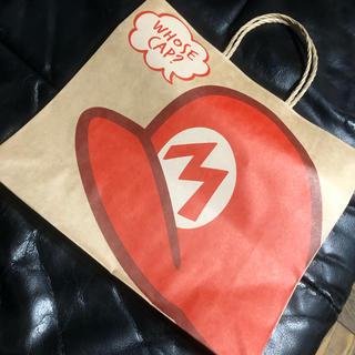 ユニバーサルスタジオジャパン(USJ)の◎ユニバ限定 マリオ 紙袋 2枚(ショップ袋)