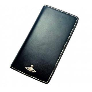 ヴィヴィアンウエストウッド(Vivienne Westwood)の新品 本革 iphone 7 8ケース 手帳型 レザー オーブ(iPhoneケース)