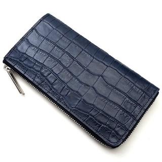 ブラックレーベルクレストブリッジ(BLACK LABEL CRESTBRIDGE)の【新品袋付】ブラックレーベル クレストブリッジ クロコダイル 長財布 ウォレット(長財布)