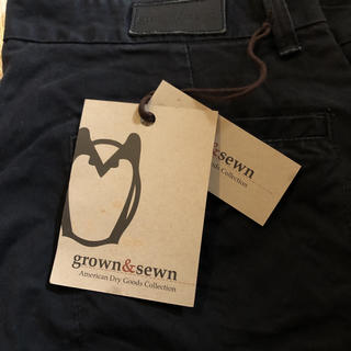 BEAMS - タグ付き美品 grown&sewn legend 31インチ black
