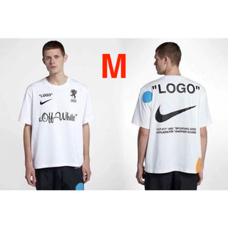 OFF-WHITE - NikeLab OFF-WHITE Mercurial NRG Tee 白 M