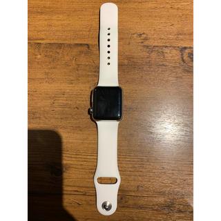 アップルウォッチ(Apple Watch)のApple Watch series3 Wi-Fi+cellular(腕時計)