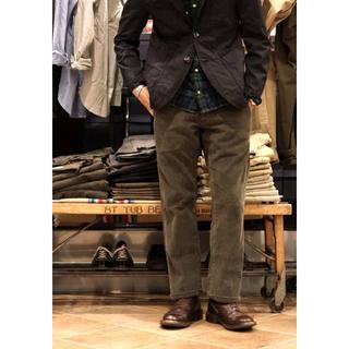 ビームス(BEAMS)の美品 grown&sewn legend 31インチ explorer購入 (チノパン)