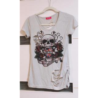 チュー(CHU XXX)のスカル柄のTシャツ(Tシャツ(半袖/袖なし))