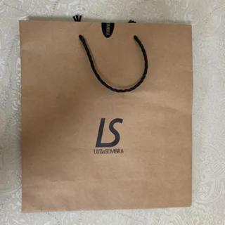 ルース(LUZ)のルース LUZeSOMBRA 袋(ショップ袋)