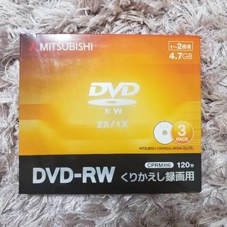 ミツビシ(三菱)の三菱ケミカル VHW12NP3D1(DVDレコーダー)