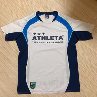 アスレタ(ATHLETA)の新品 ATHLETA アスレタ プラシャツ 半袖 Tシャツ(ウェア)